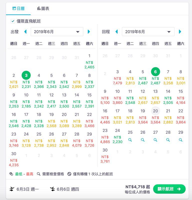 Skyscanner介紹及教學-3-1