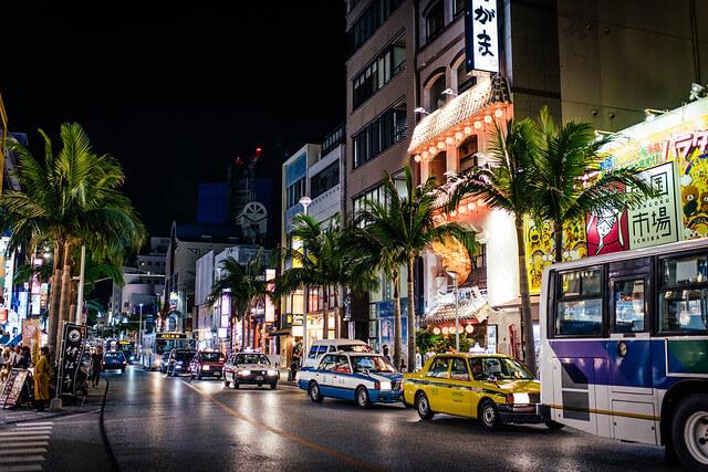 沖繩那霸國際通