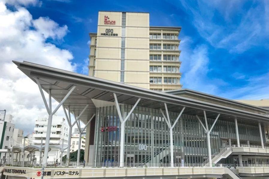 沖繩購物景點-那霸巴士總站-那霸OPA