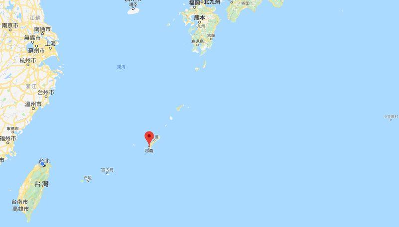 沖繩行前準備-認識沖繩地理位置