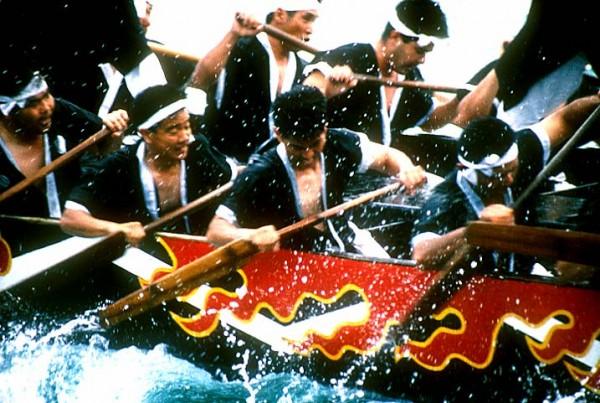 沖繩祭典、活動-那霸龍舟賽