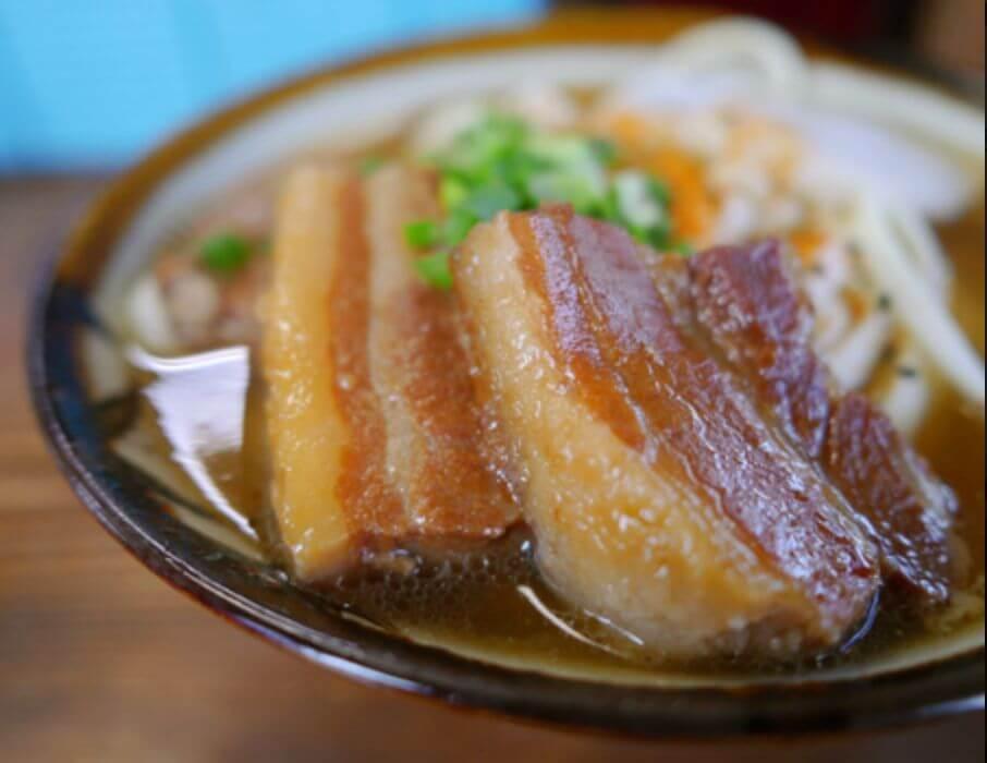 沖繩麵必吃推薦-きしもと食堂(岸本食堂)八重岳店