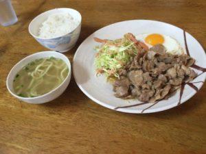 沖繩麵必吃推薦-前田食堂(大宜味本店)