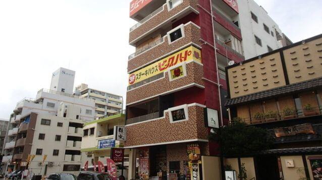沖繩牛排推薦-ビッグハート新都心店Steak House Big Heart Shintoshin