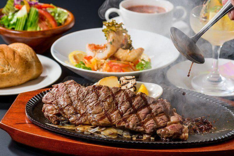 沖繩牛排推薦-本格炭火焼きステーキハウス HOPE