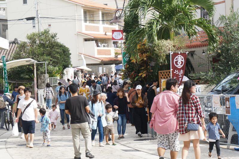 沖繩祭典、活動-壺屋陶器街祭典