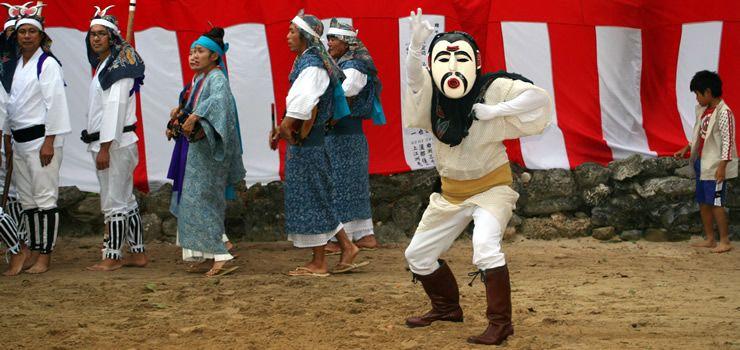 沖繩祭典、活動-西表島節祭