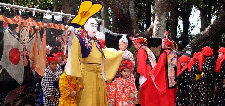 沖繩祭典、活動-小濱島結願祭