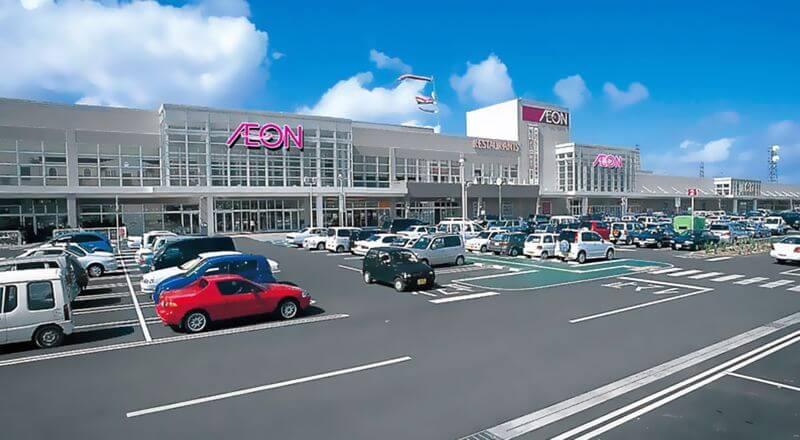 沖繩購物景點-AEON 名護店