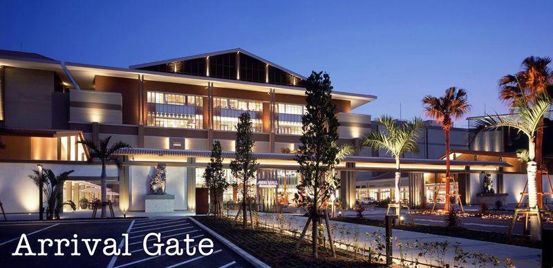 沖繩購物景點-AEON MALL永旺夢樂城沖繩來客夢