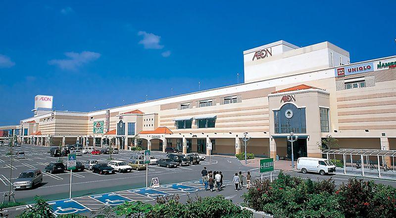 沖繩購物景點-AEON 具志川店