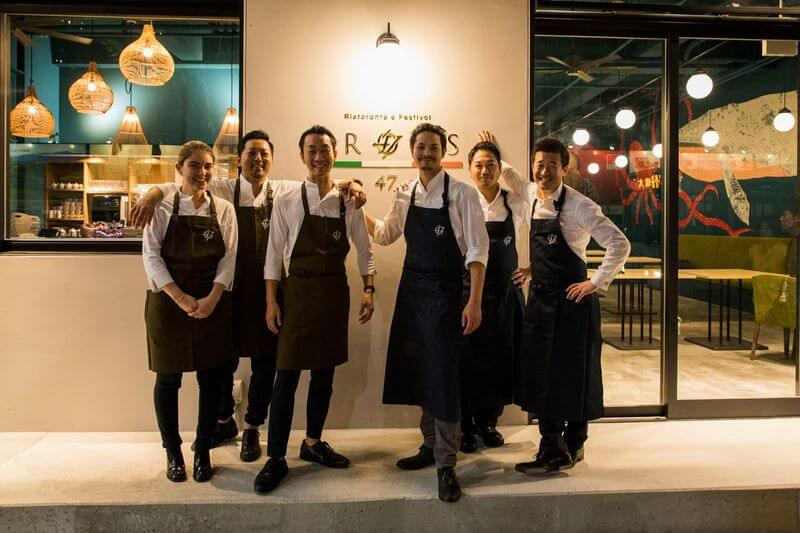 沖繩素食餐廳-那霸市-Ristorante CROSS 47