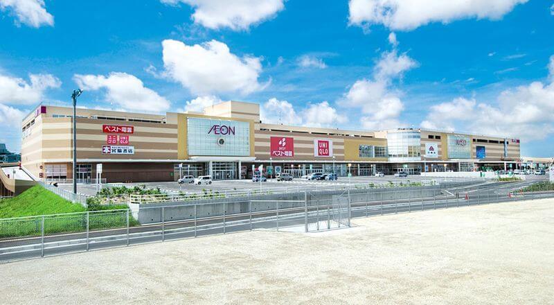 沖繩購物景點-AEON 南風原店
