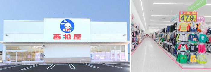 沖繩購物景點-西松屋