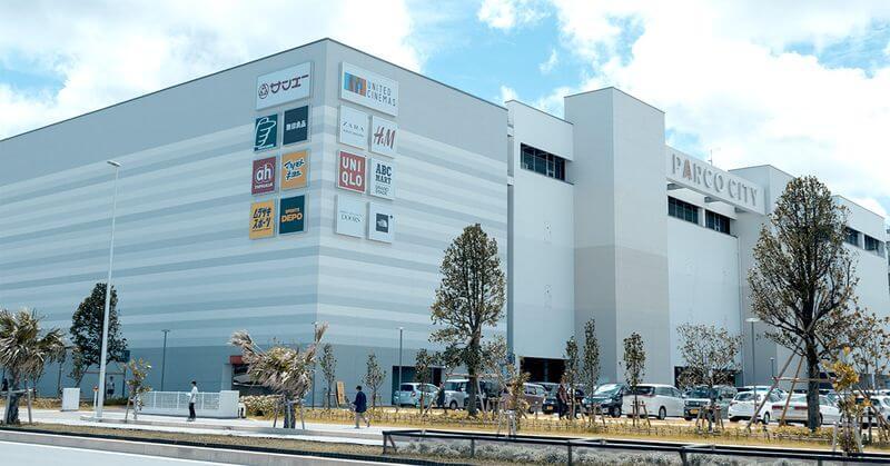 沖繩購物景點-SAN-A浦添西海岸 PARCO CITY