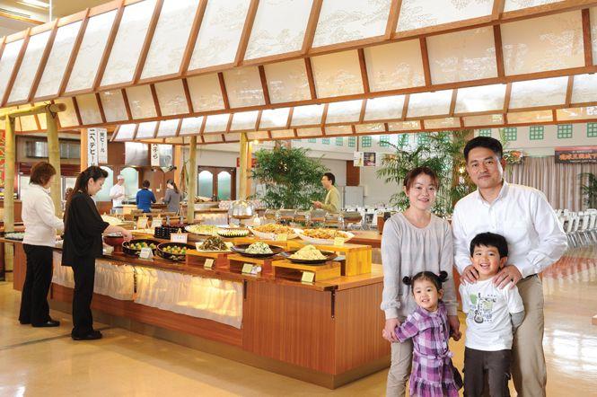 沖繩素食餐廳-南部-健食バイキング ちゅら島
