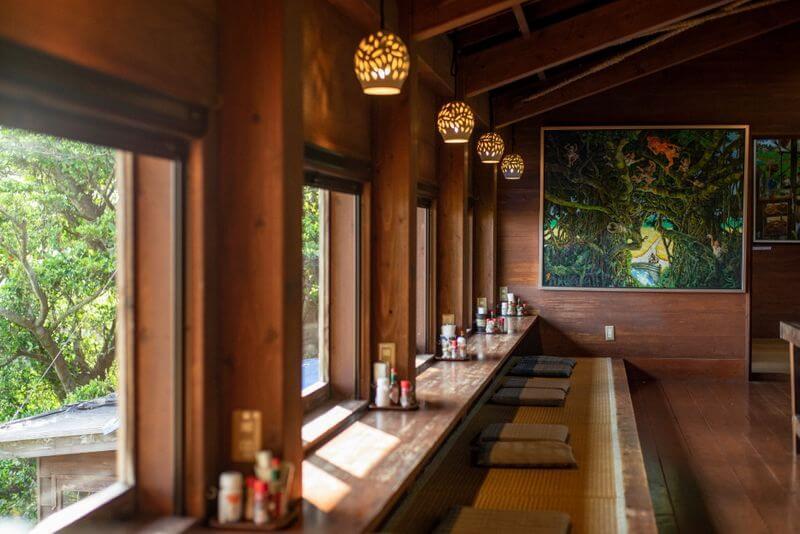沖繩素食餐廳-南部-山之茶屋・樂水