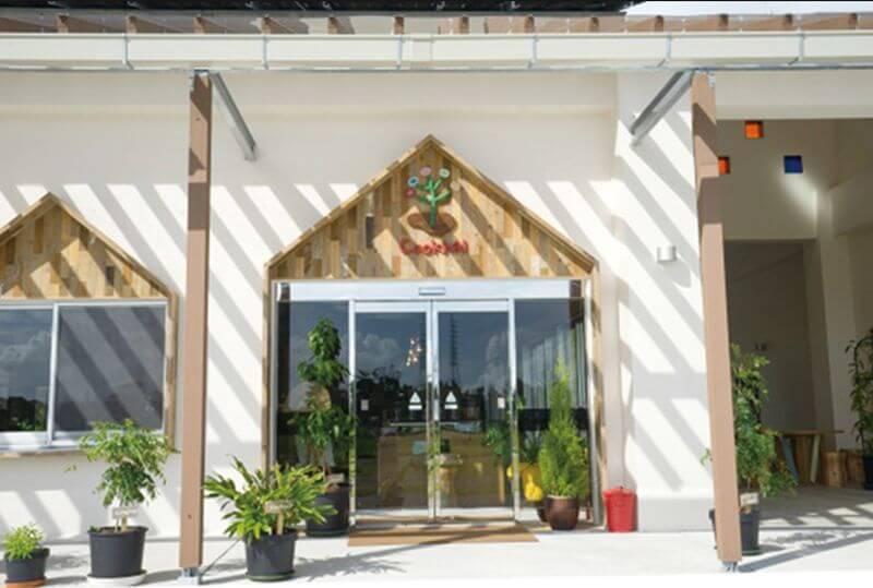 沖繩素食餐廳-北部-Cookhal