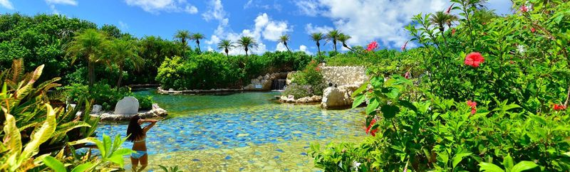 沖繩溫泉-SHIGIRA度假村|シギラ黄金温泉
