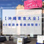 2020沖繩素食大全|40家蔬食餐廳總整理!