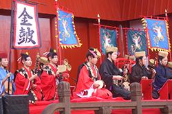 首里城公園-新春之宴-御座樂的演奏