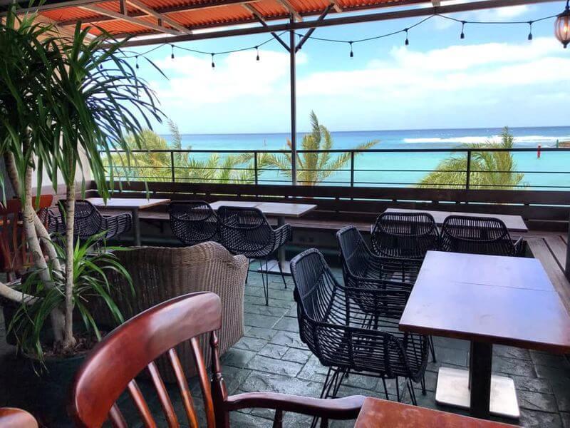 沖繩素食餐廳-中部-Rockers Cafe