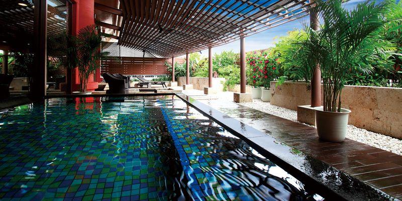 沖繩溫泉-那霸遙索爾酒店(主館)|島人の湯、那霸遙索爾水療中心(新館)|海人の湯