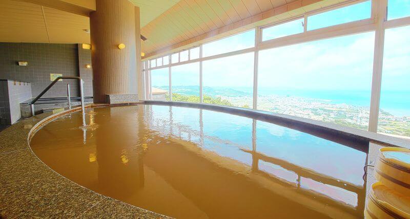 沖繩溫泉-南城Yuinchi飯店|猿人の湯