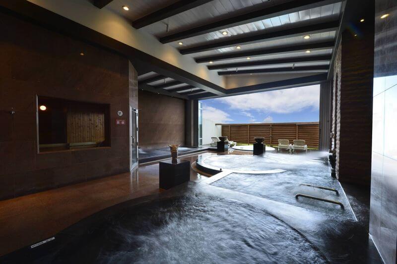 沖繩溫泉-沖繩萬豪Spa度假飯店
