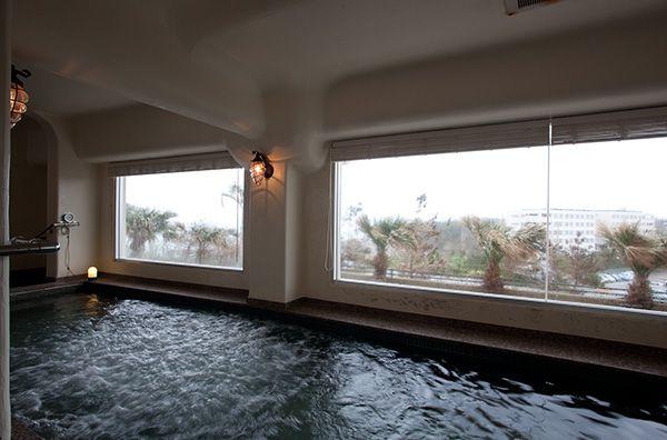 沖繩溫泉-沖繩喜璃癒志海灘度假海洋Spa飯店|森の湯、海の湯