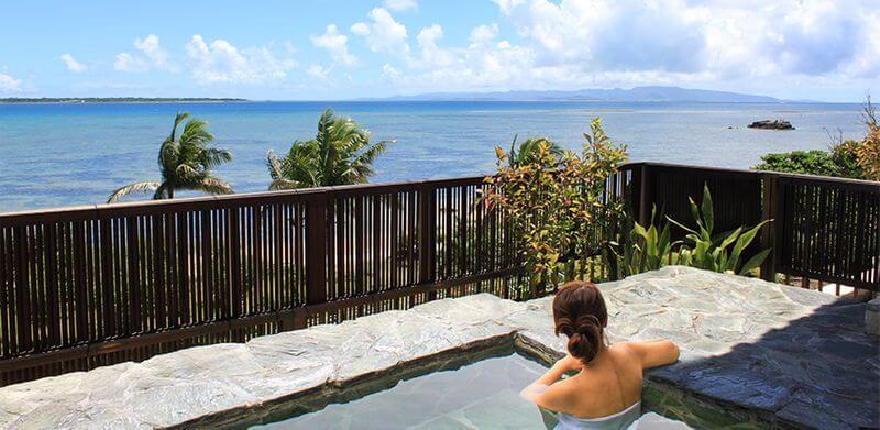 沖繩溫泉-石垣島陽光海灘飯店|ゆんたくぬ湯