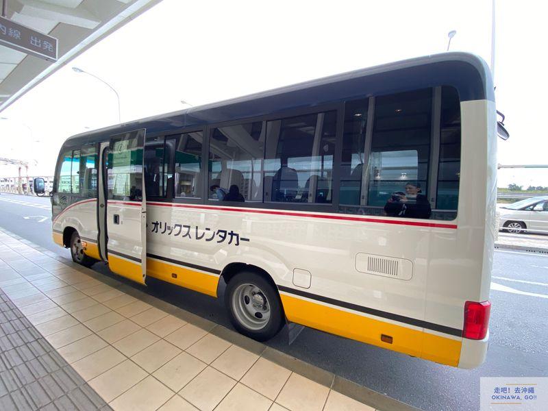 沖繩ORIX租車-還車流程