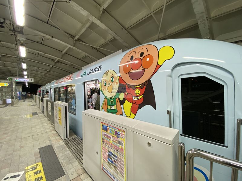 沖繩行程分享-單軌列車