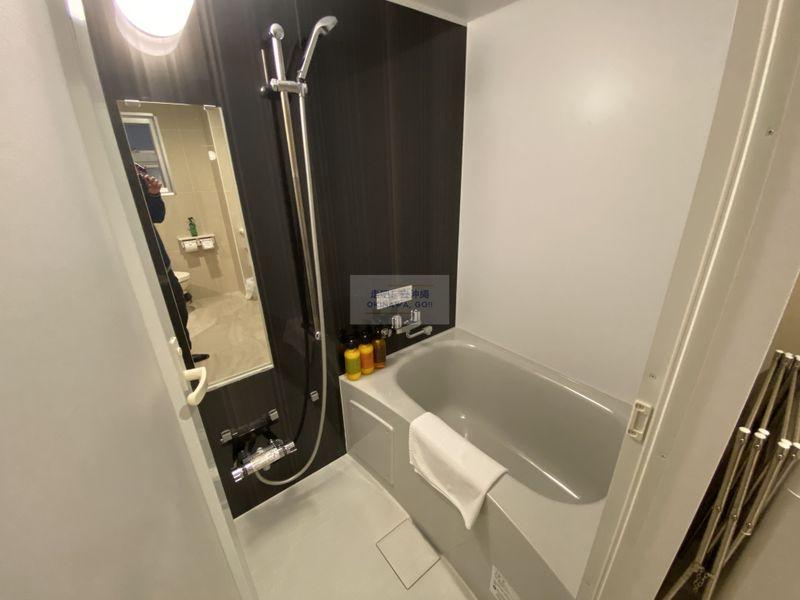 Wisteria公寓度假村-淋浴空間