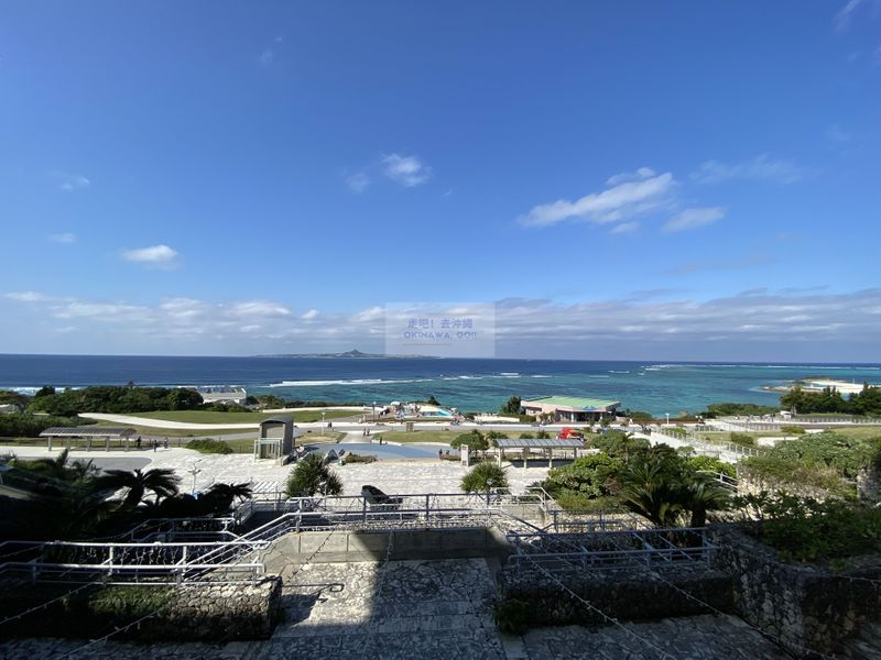 沖繩行程分享-沖繩美麗海水族館