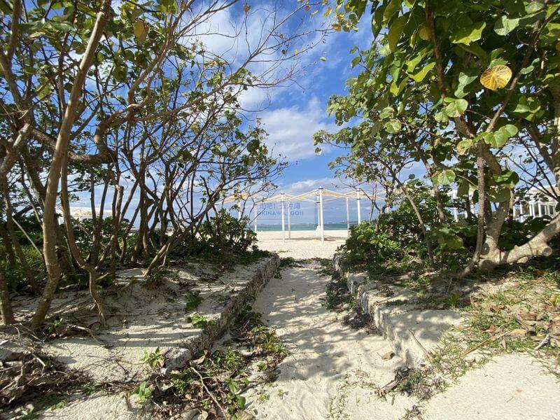 沖繩行程分享-翡翠海灘