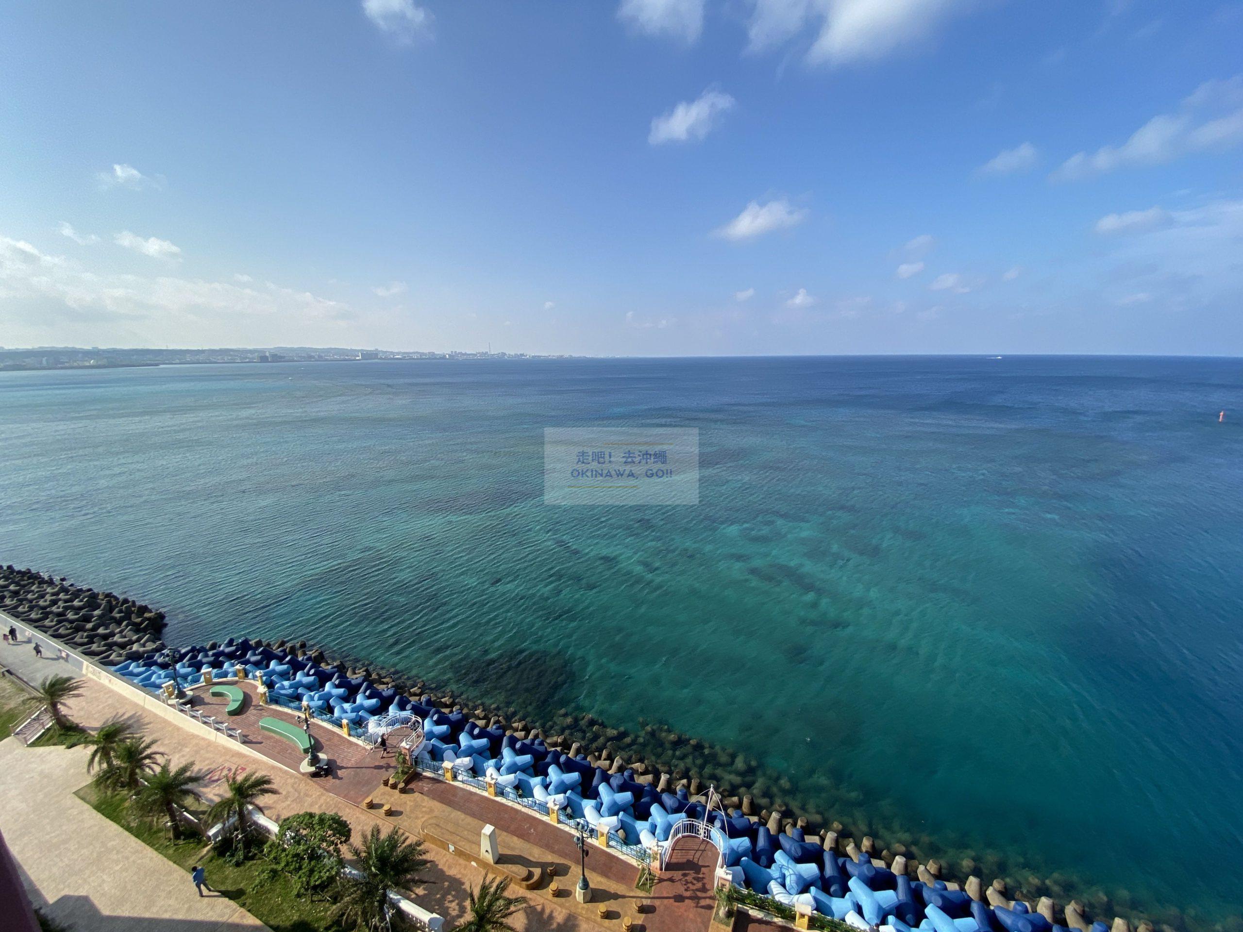 Vessel Hotel Campana Okinawa飯店開箱評價-無敵海景