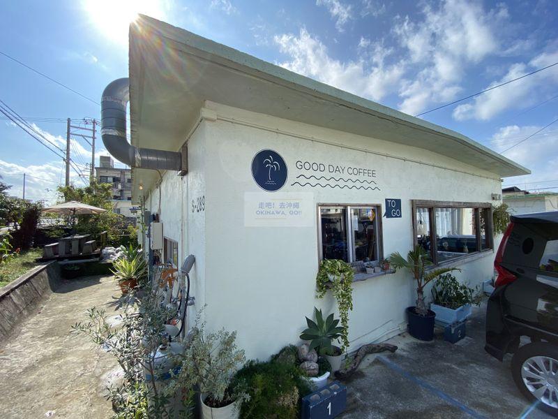沖繩行程分享-GOOD DAY COFFEE