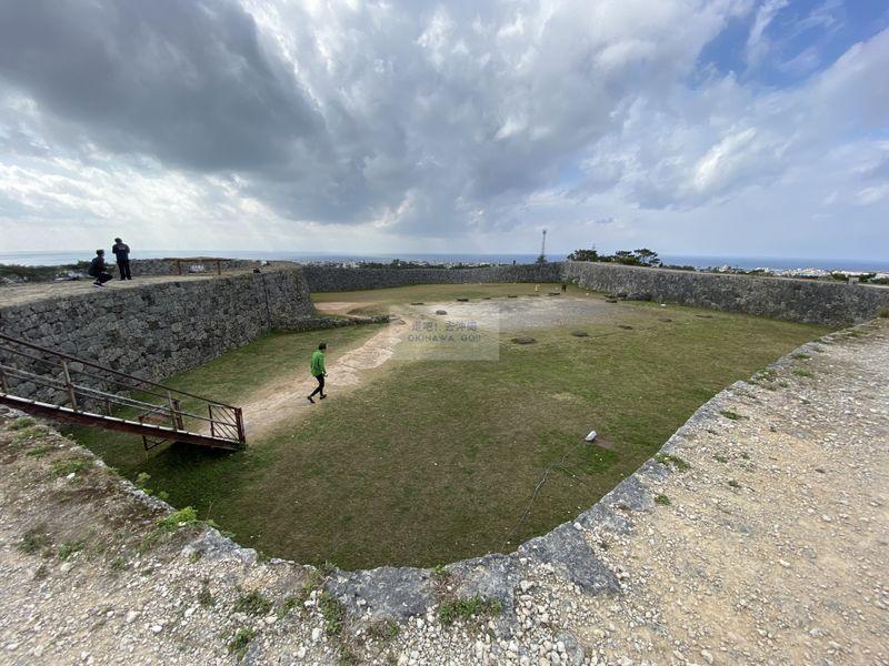 沖繩行程分享-座喜味城跡