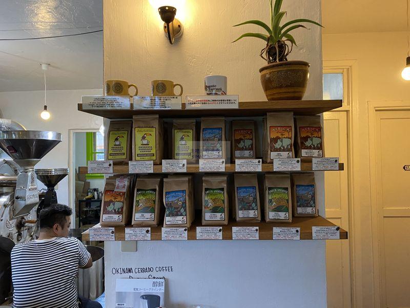 沖繩行程分享-港川外人住宅區-Okinawa Cerrado Coffee(大嘴鳥)