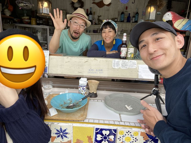 沖繩行程分享-素食-Parlour de jujumo