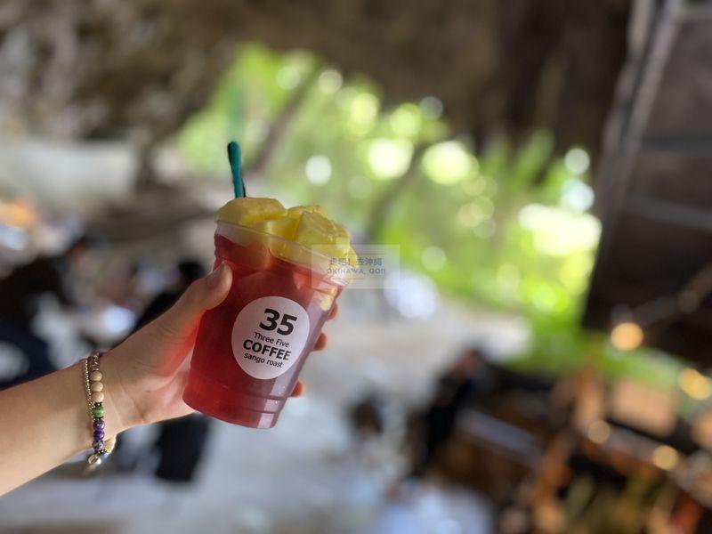 沖繩行程分享-CAVE CAFE(洞穴咖啡)