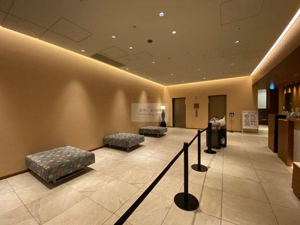Hotel Gracery Naha 那霸格拉斯麗飯店-大廳