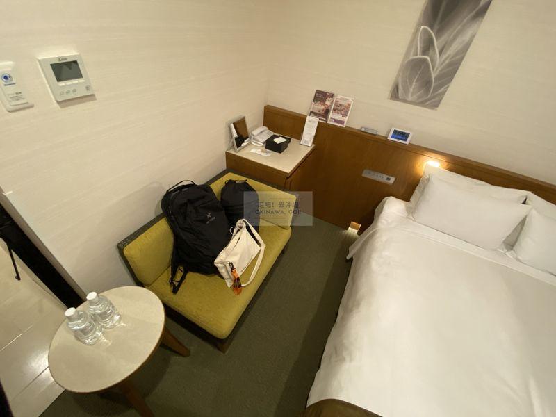 Hotel Gracery Naha 那霸格拉斯麗飯店-沙發區