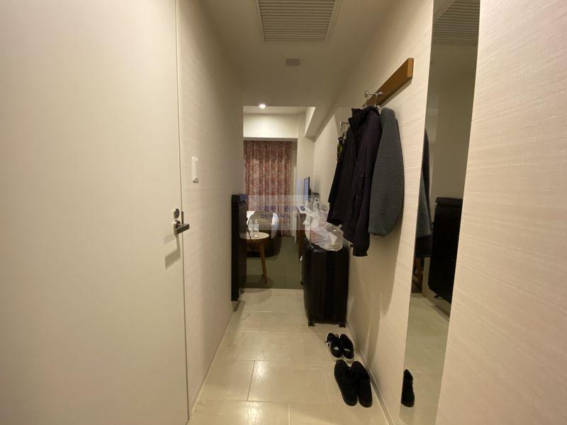 Hotel Gracery Naha 那霸格拉斯麗飯店-玄關