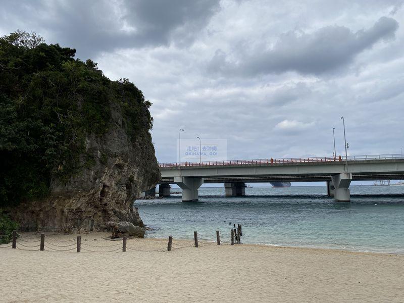 沖繩行程分享-波之上海灘