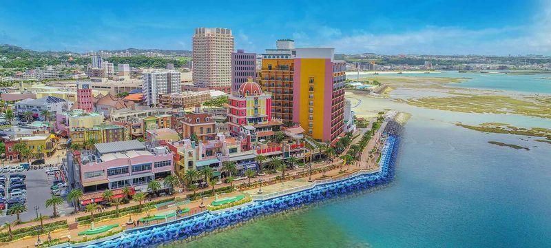 美國村Depot Island-Vessel Hotel Campana Okinawa
